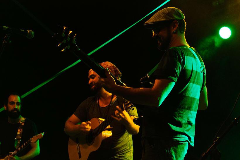 Sittar Green live music FMA Sant Boi 2016 0