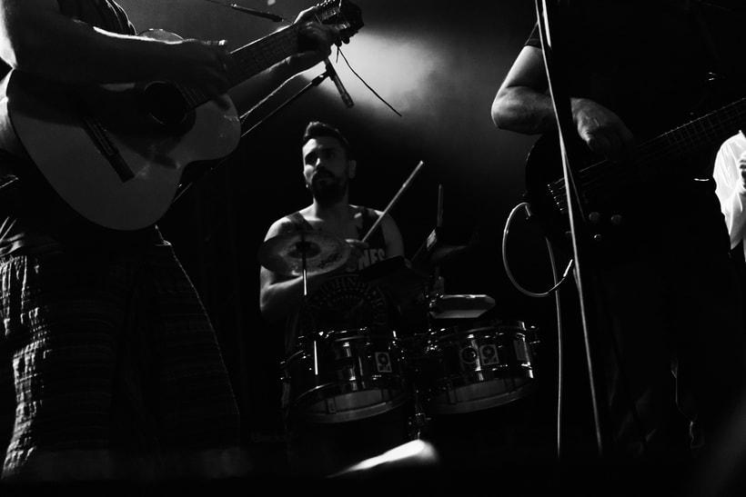 Sittar Green live music FMA Sant Boi 2016 3