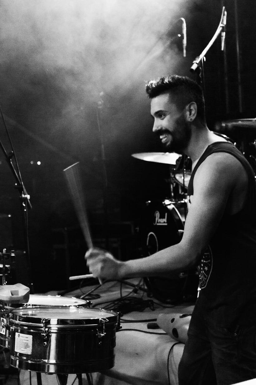 Sittar Green live music FMA Sant Boi 2016 4