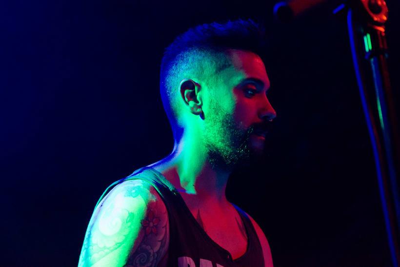 Sittar Green live music FMA Sant Boi 2016 5
