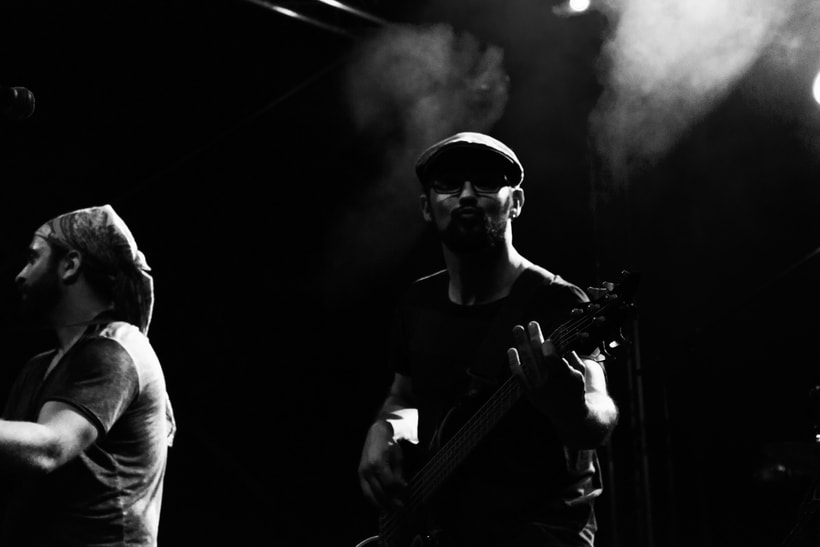 Sittar Green live music FMA Sant Boi 2016 6