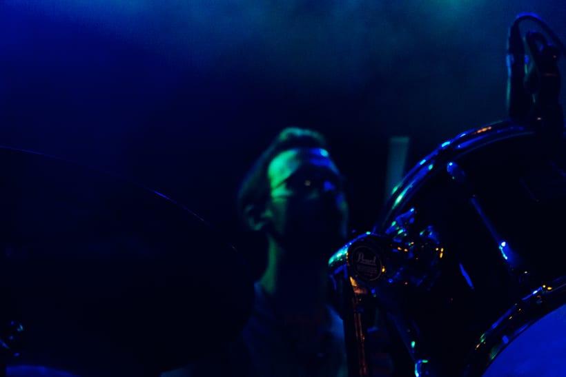 Sittar Green live music FMA Sant Boi 2016 7