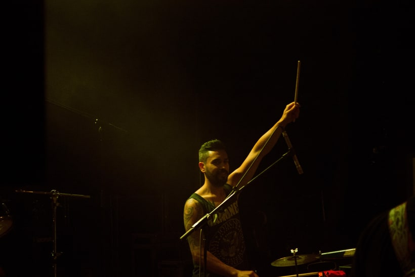 Sittar Green live music FMA Sant Boi 2016 9