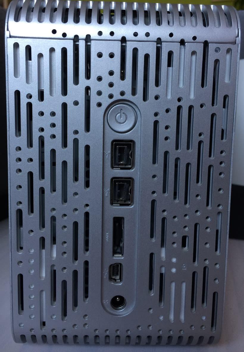 VENDIDO Disco duro WD Firewire/USB/eSATA 2
