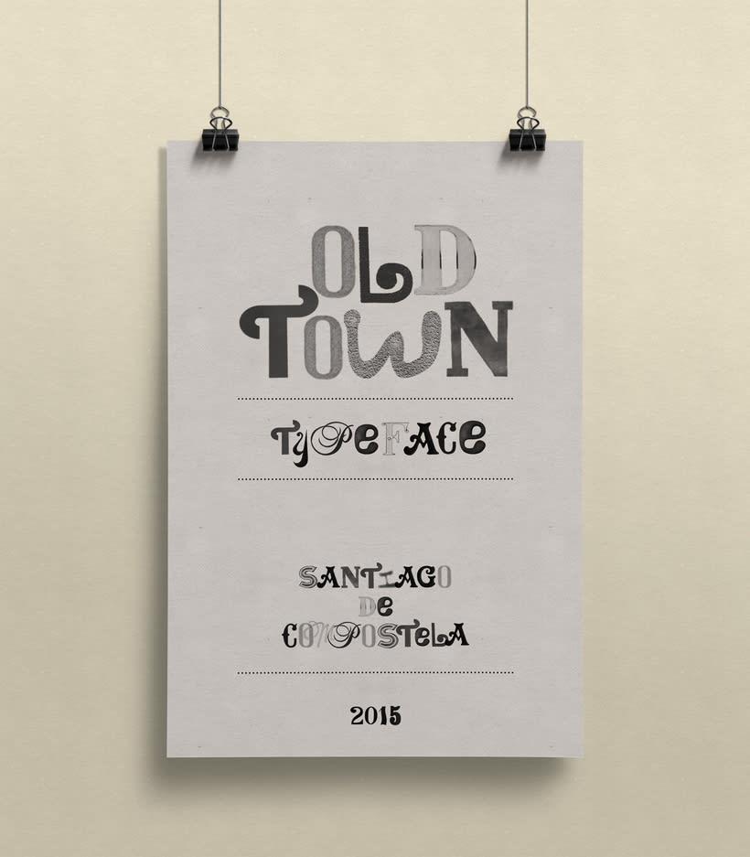 OldTown typeface 3