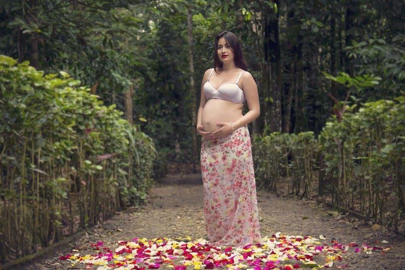 Pregnancies 10