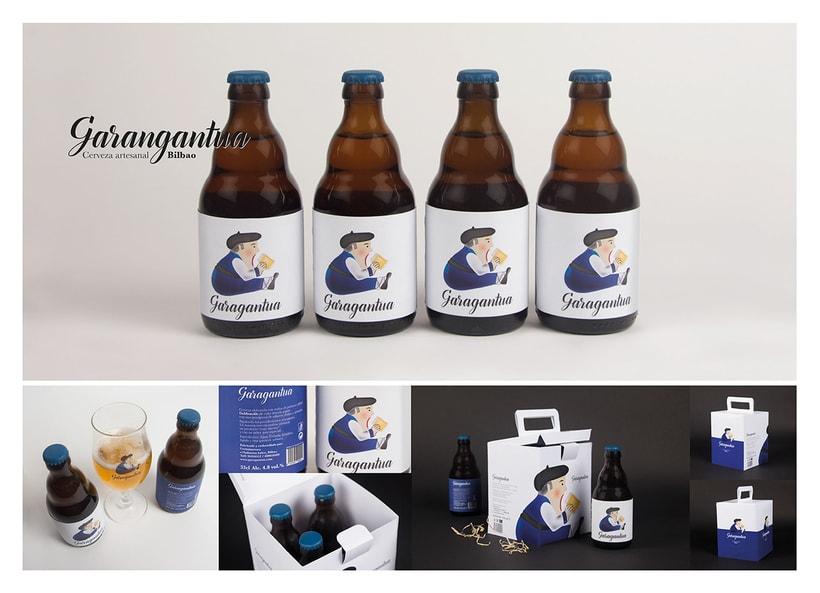 Garagantua (Cerveza artesanal) -1