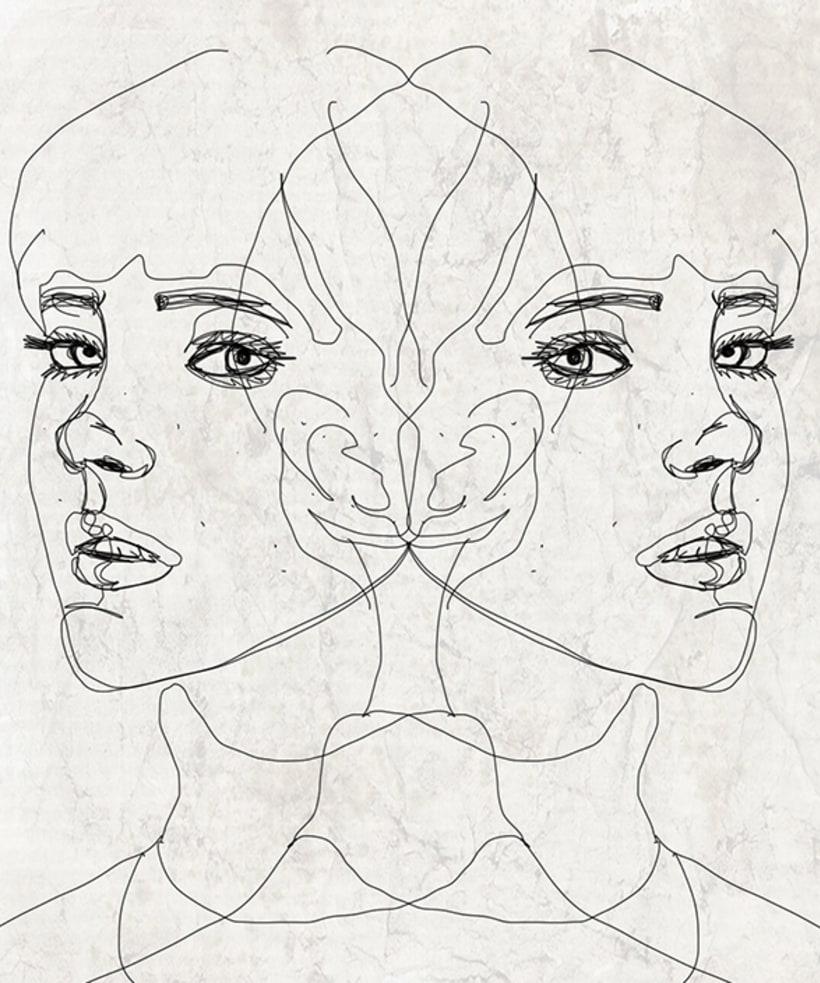 Line art 3