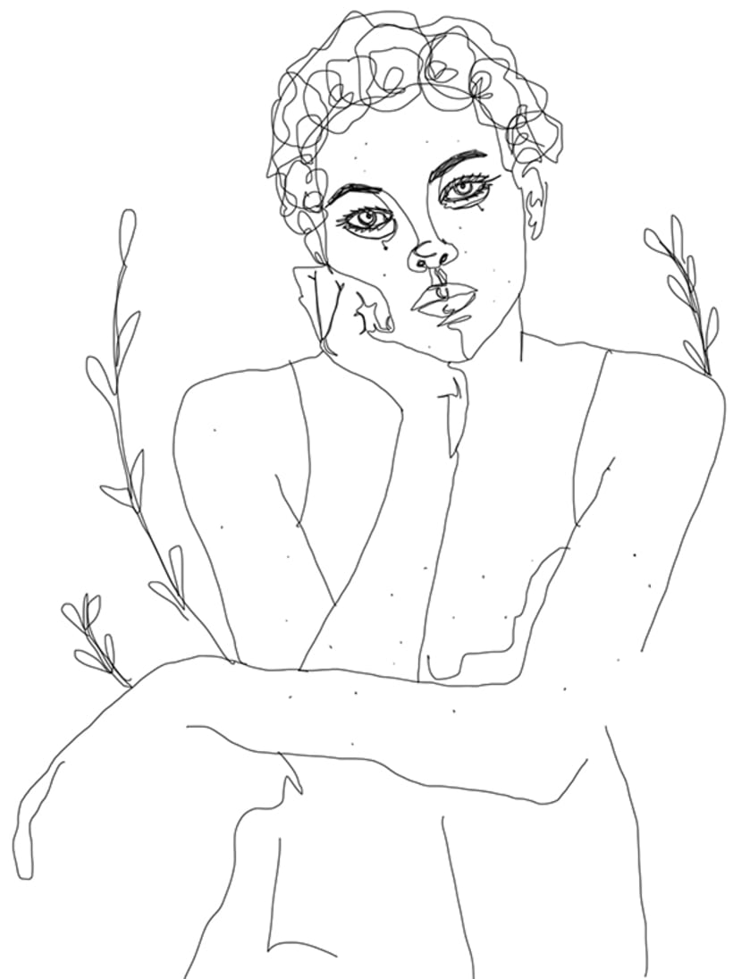 Line art 8