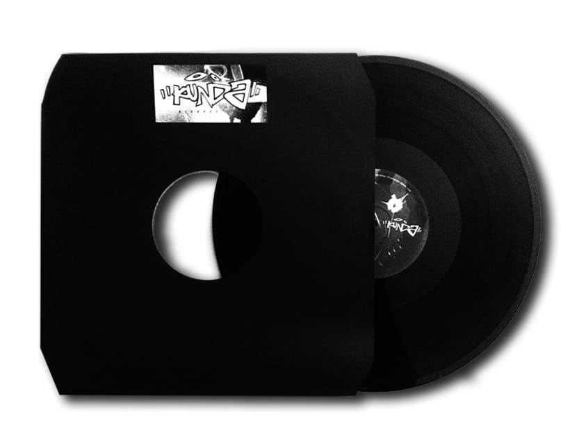 Referencia #03 Kunda records. 3