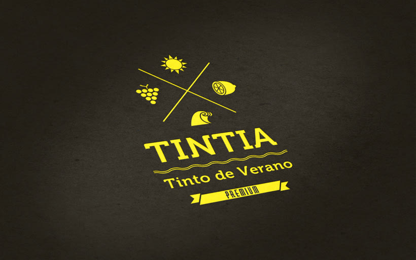 Tintia - Tinto de Verano 1