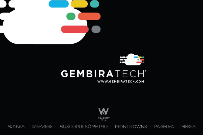 GEMBIRATECH Mi Proyecto del curso: Branding e Identidad: construcción y desarrollo de una marca 6