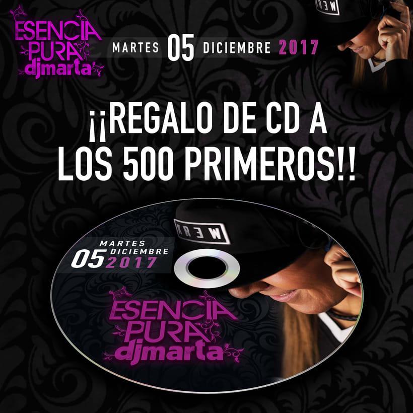Imagen Fiesta Esencia Pura 2017 DJ Marta 1