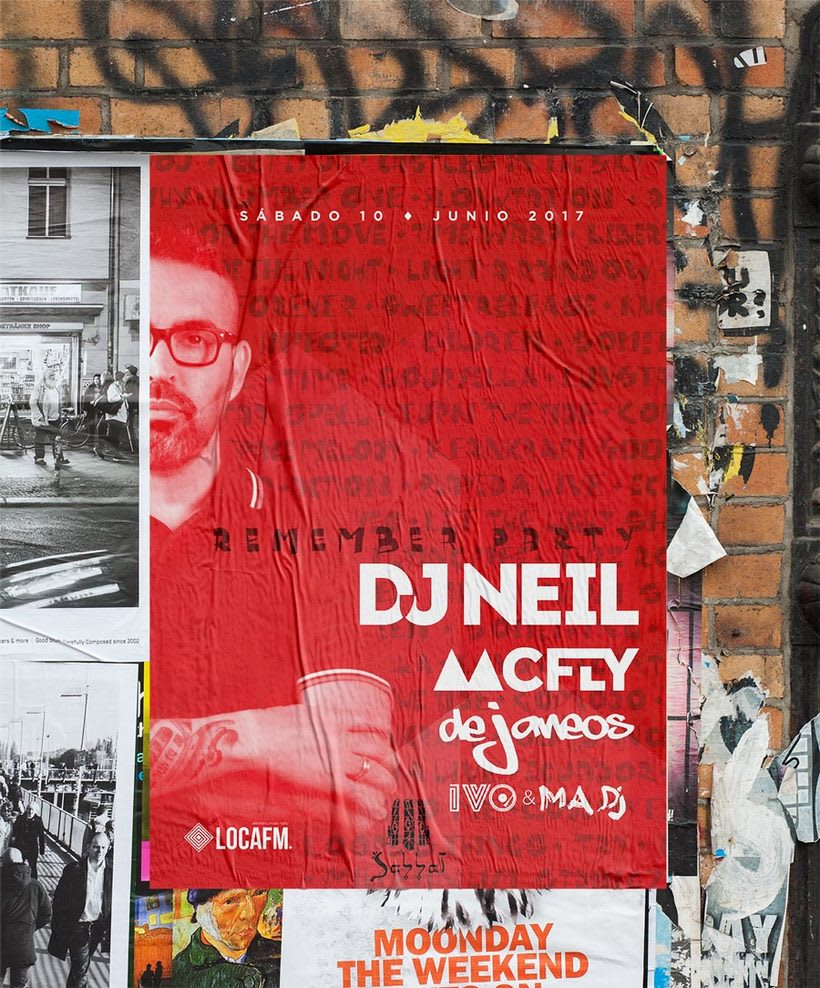 DJ Neil Remember Party 1
