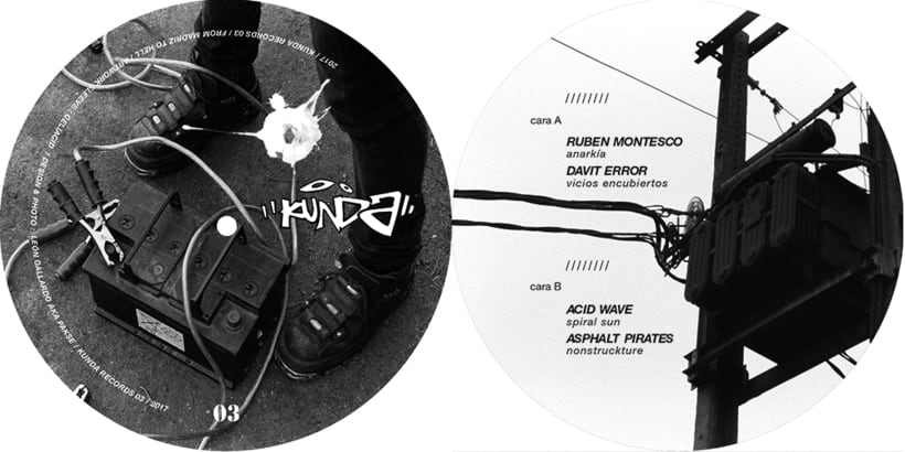 Referencia #03 Kunda records. 4