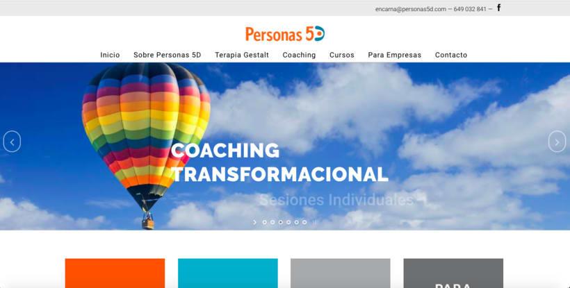 Web de Personas 5D 0