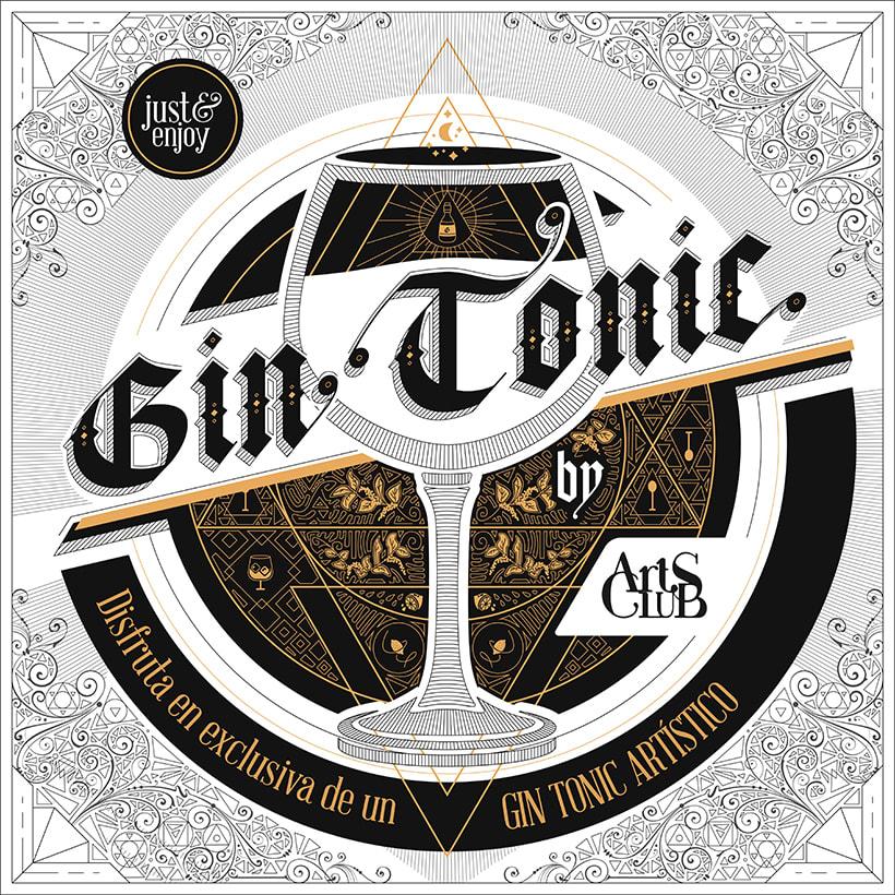 GIN TONIC | wip -1