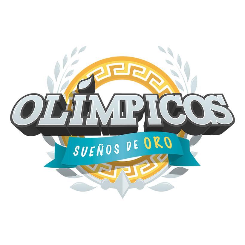 Olímpicos - Sueños de Oro. 0
