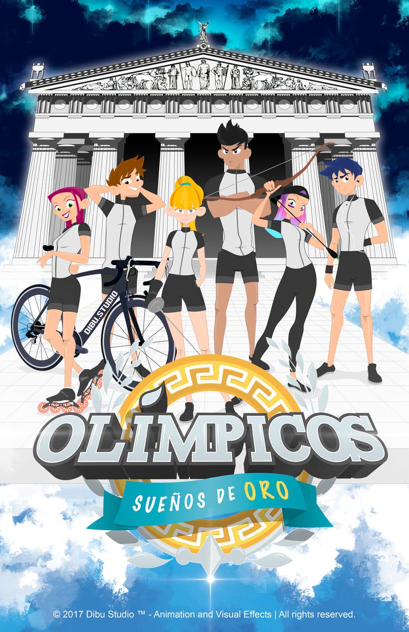 Olímpicos - Sueños de Oro. 7