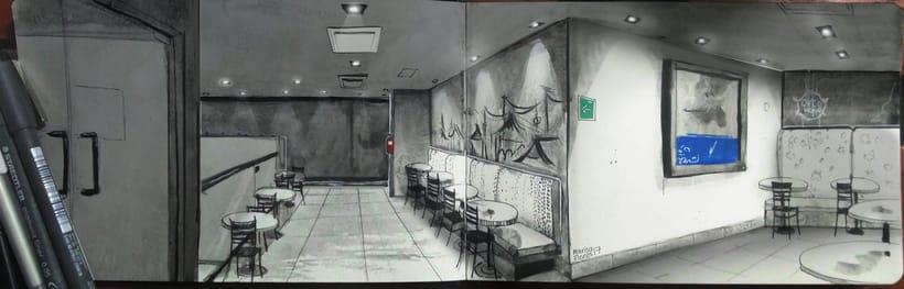 Cafeterías de México 1