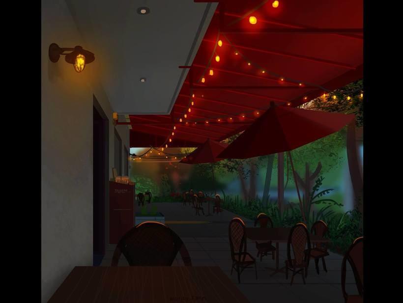 Cafeterías de México 2