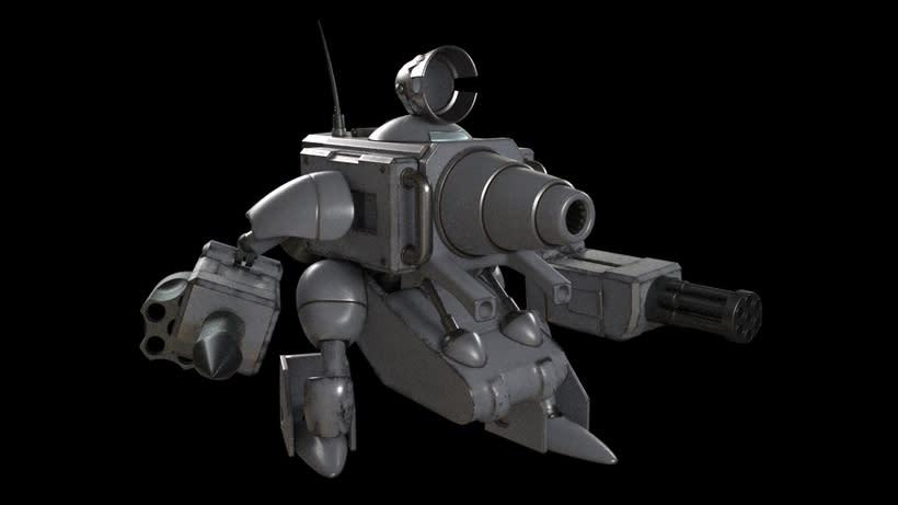 Slug Gunner 3