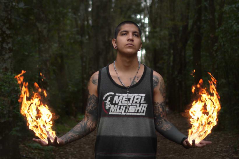 Proyecto Mutantes: Fuego 2