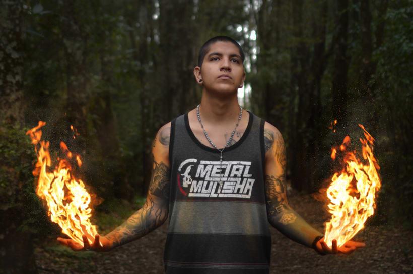 Proyecto Mutantes: Fuego 3