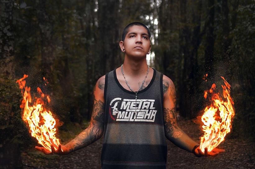 Proyecto Mutantes: Fuego 4