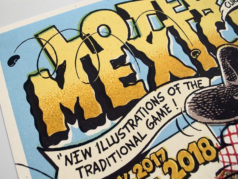 Lotería Mexicana Poster 3