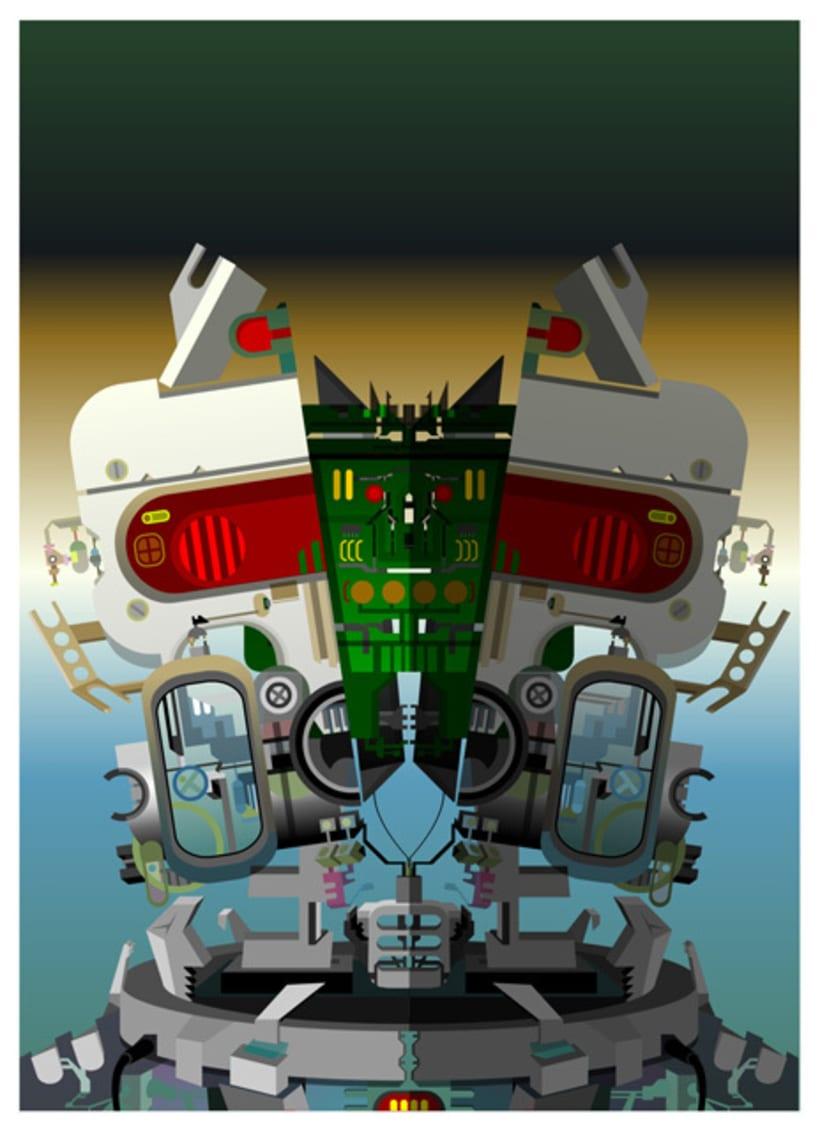 Mr Roboto -1