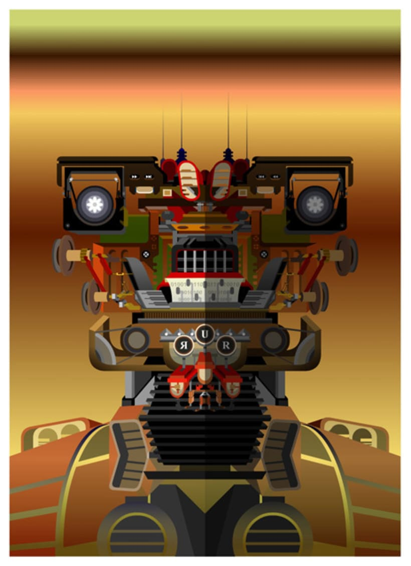 Mr Roboto 0