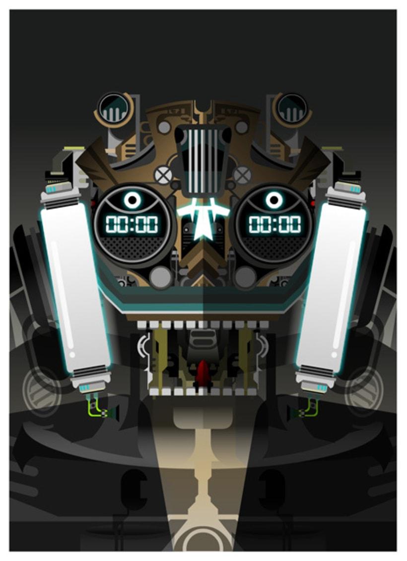 Mr Roboto 1