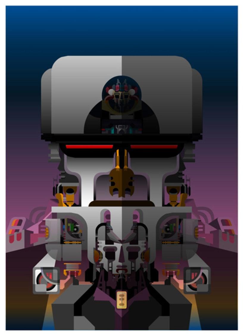 Mr Roboto 2