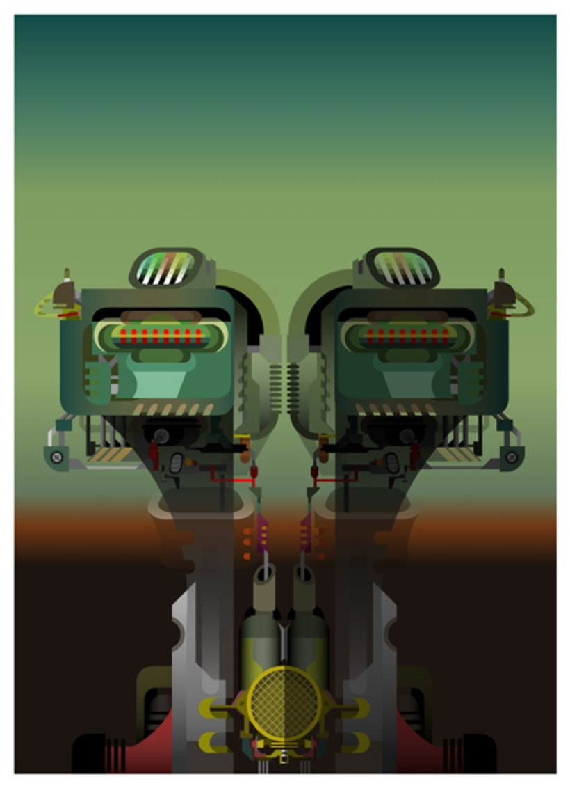 Mr Roboto 3