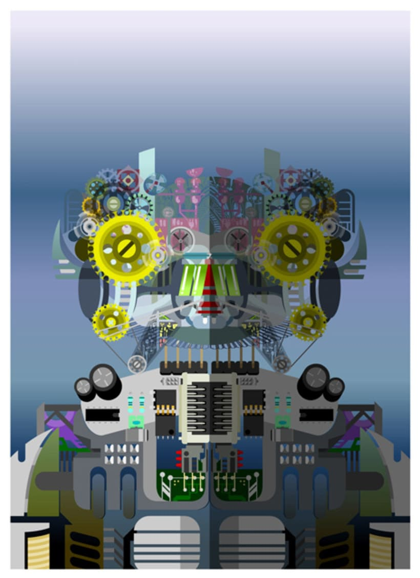 Mr Roboto 4