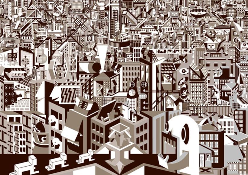Weird City Coda -1