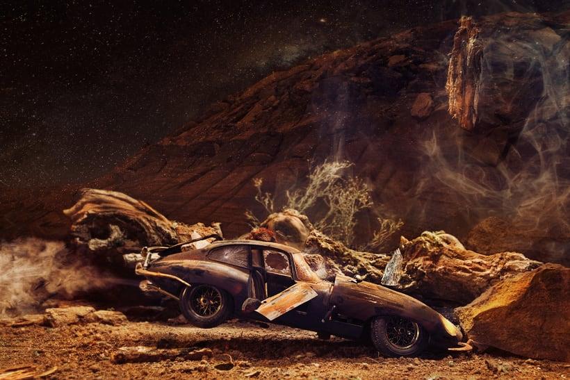 Madmax, meteorito. -1
