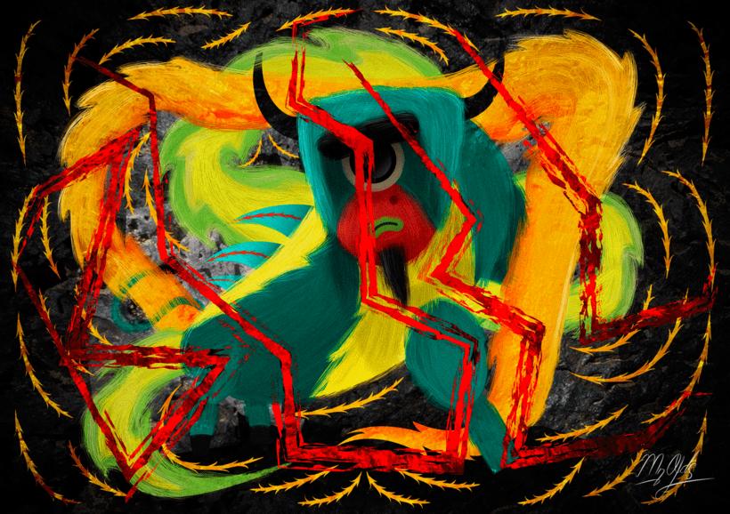 The Blood Bull -1