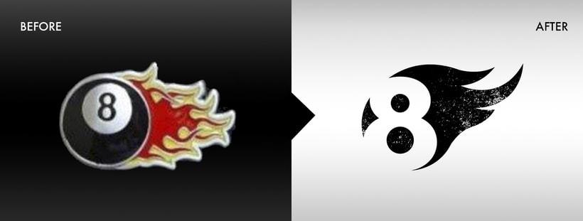 El Octavo Día - Rediseño logo 1