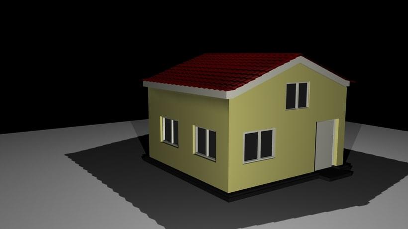 casa 3D  -1
