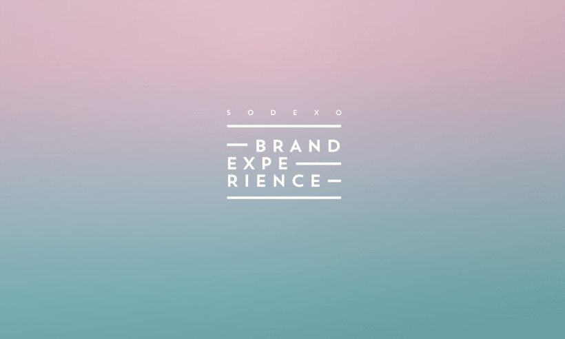 Sodexo — Brand Experience Book 0
