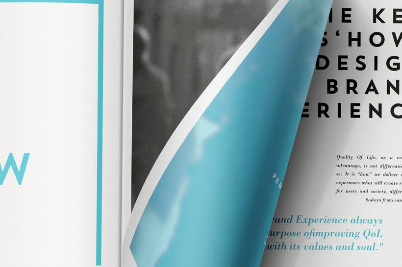 Sodexo — Brand Experience Book 5