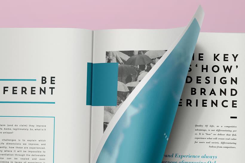 Sodexo — Brand Experience Book 9