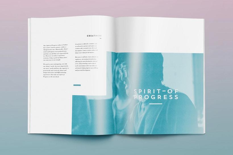 Sodexo — Brand Experience Book 12