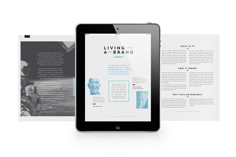 Sodexo — Brand Experience Book 14