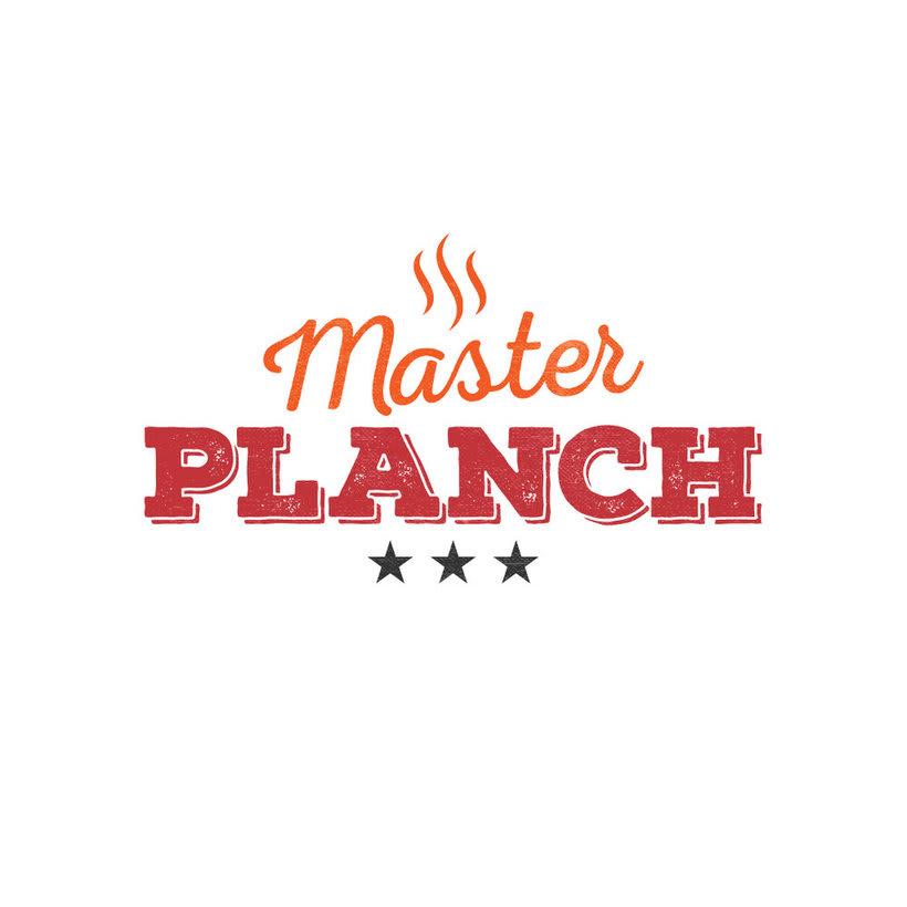 Diseño de logotipo | Master Planch  -1