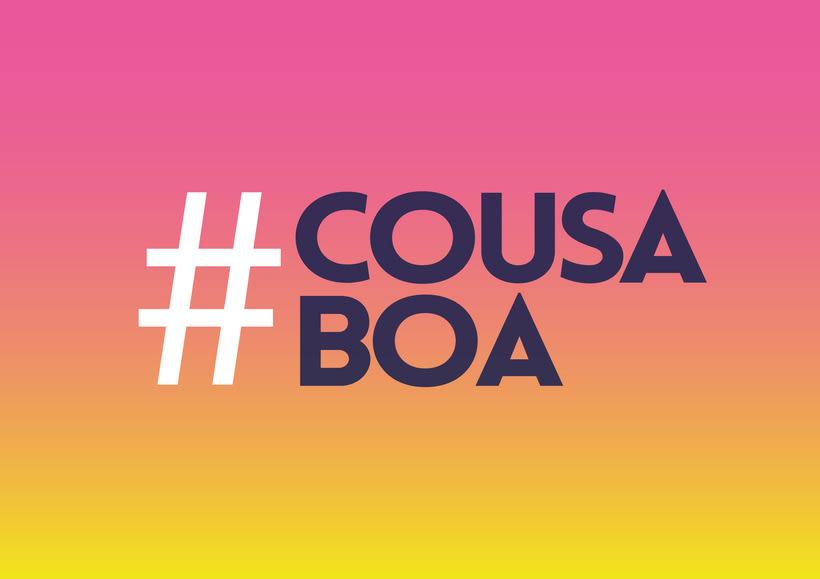 #COUSA BOA -1