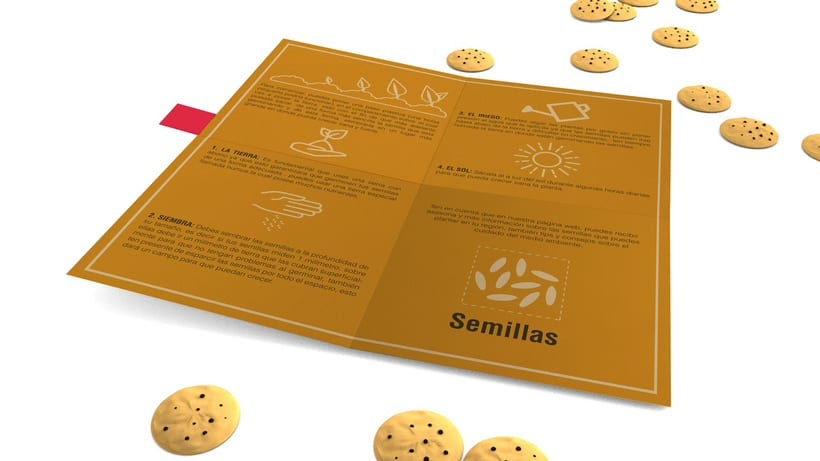 GEA (galletas) : Packaging design 6