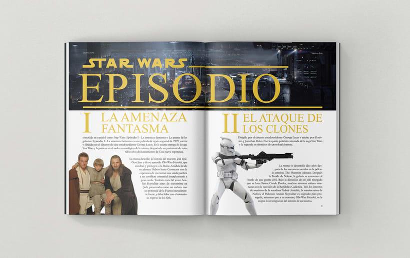 FASCÍCULO: Star wars -1
